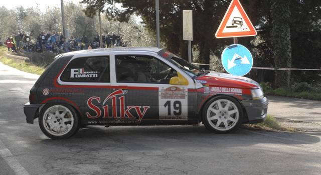 Marco Gianesini si aggiudica il Rally del Carnevale