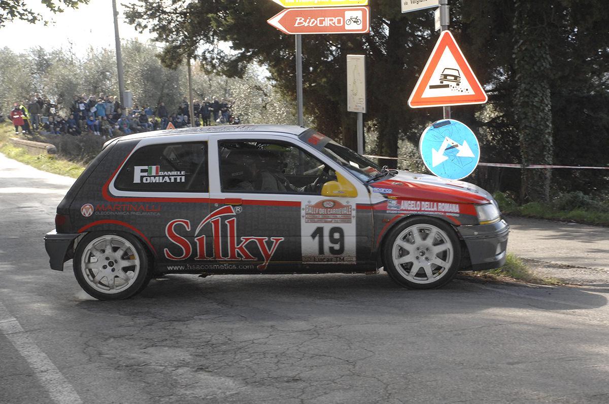 Alessandro Perico e Mauro Turati trionfano al Rally del Ciocco