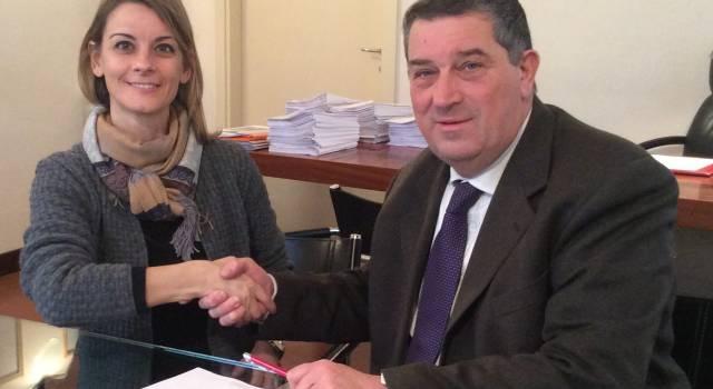 Primo giorno di lavoro per Tiziana Gemignani a Massarosa: è il nuovo garante civico
