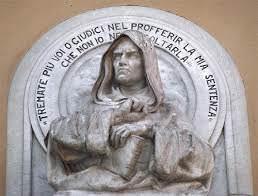 Si commemora la morte di Giordano Bruno