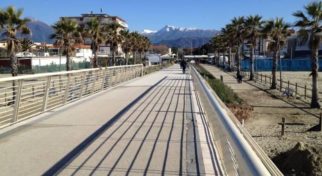 Via i permessi per il trenino in passeggiata a Lido di Camaiore