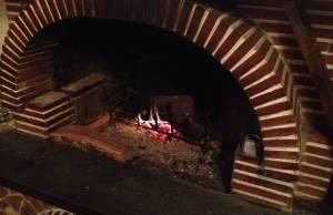 fuoco camino