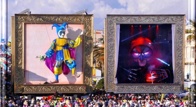 Carri di prima categoria. Il Carnevale Viareggio 2015 visto da FotoMania