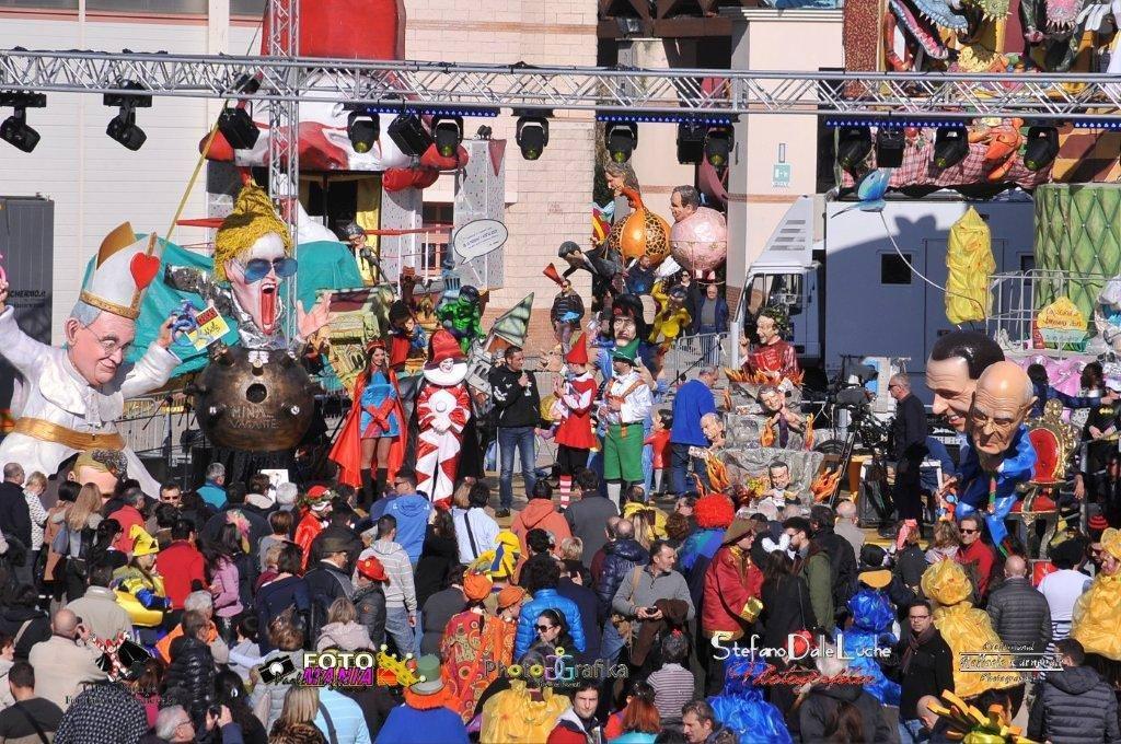 Più Expo che Carnevale. La diretta Rai vista in tv