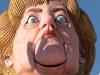 Carnevale Viareggio 2015 Merkel
