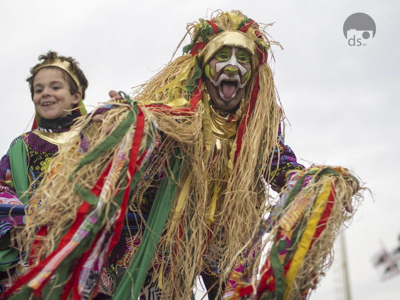 Carnevali nel mondo a confronto a Firenze e Viareggio