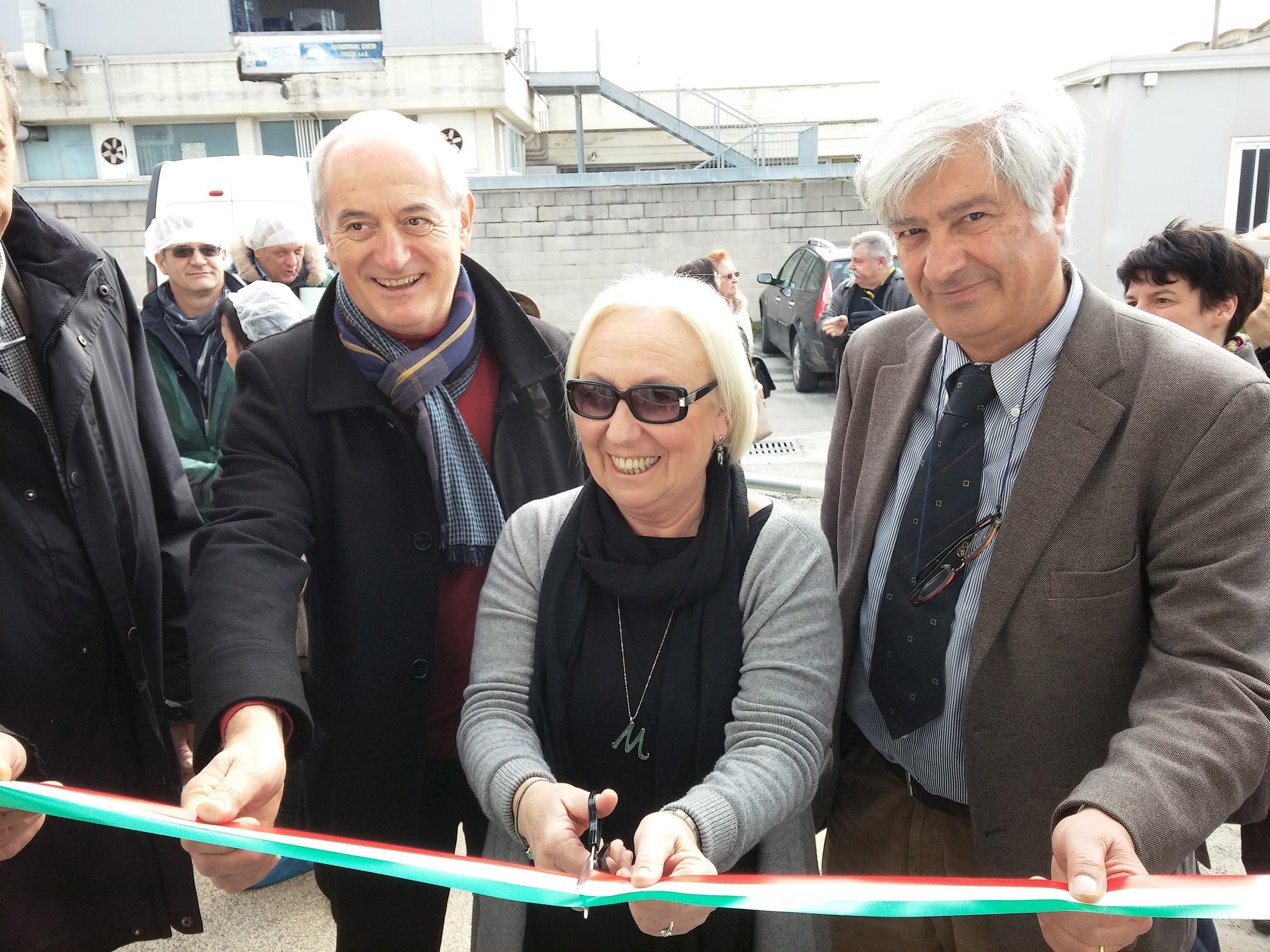 Pesce fresco a km zero nelle mense scolastiche toscane, il progetto di Asp Viareggio