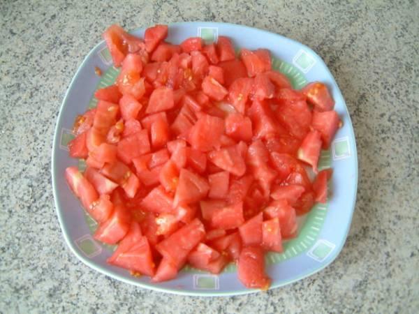 cocassé di pomodoro