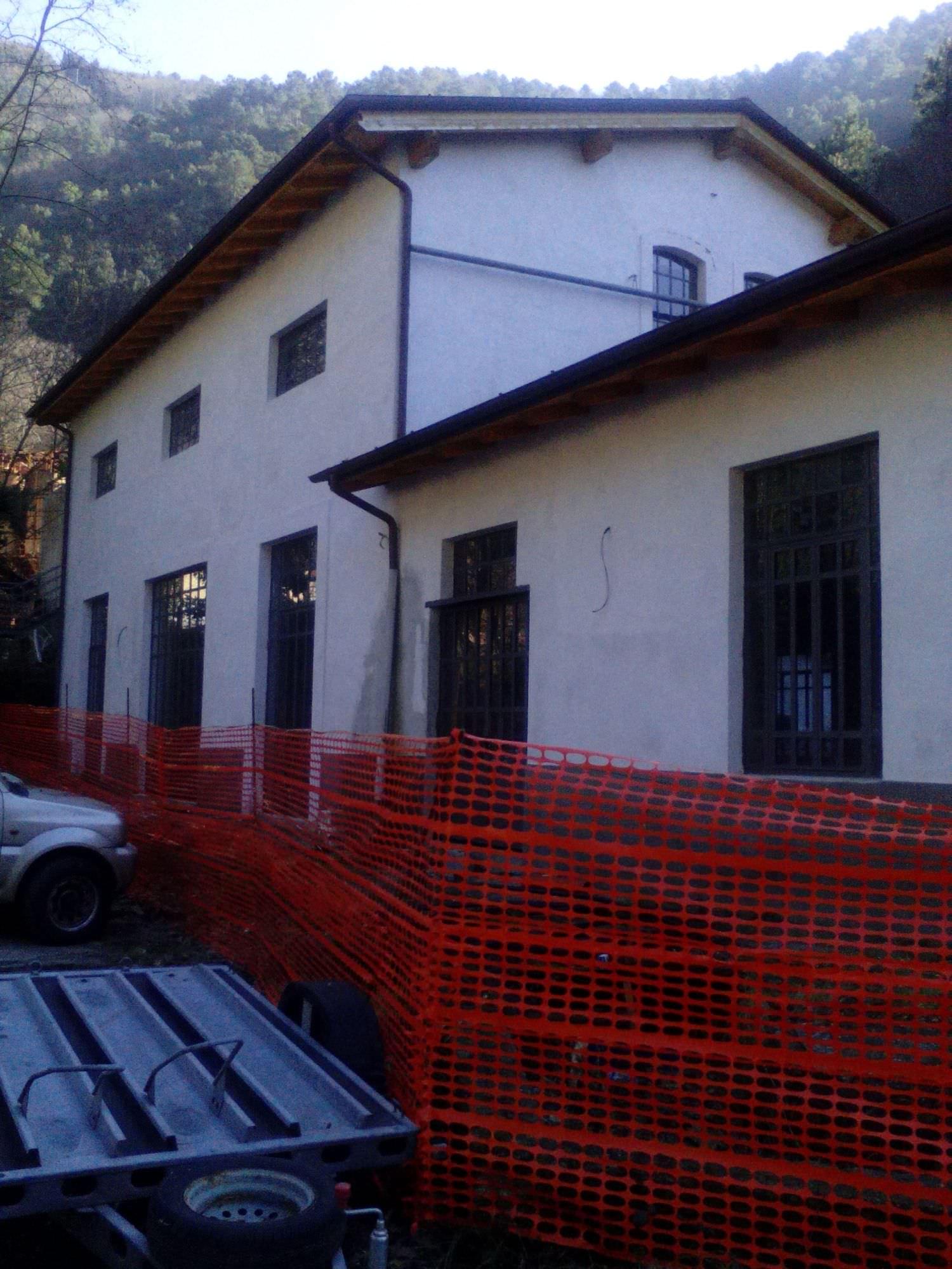 Da Marina a Valdicastello. Lavori in corso a Pietrasanta