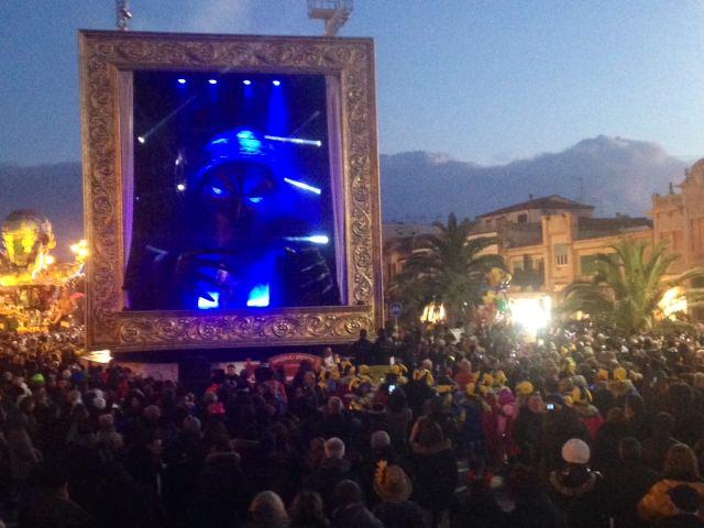 Il Carnevale sui social. Dopo il primo corso l'agorà virtuale incorona Massimo Breschi