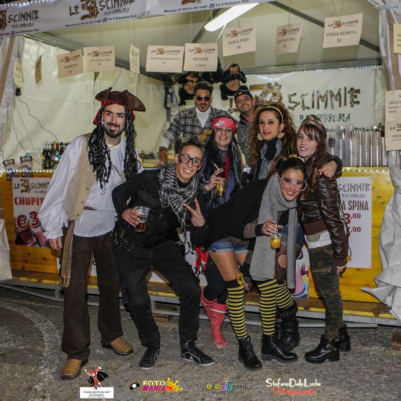 Rioni protagonisti in tv su 50news Versilia