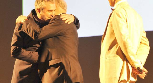 Alfonso Cuarón ospite d'onore al Lucca Film Festival & Europa Cinema