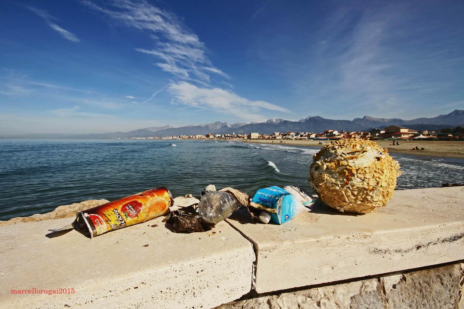 """""""Grazie a noi 13mila quintali di rifiuti non finiscono in mare"""""""
