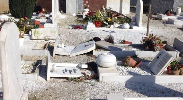 Lavori in corso nei quattro cimiteri cittadini per il ripristino dalla devastazione dell'uragano