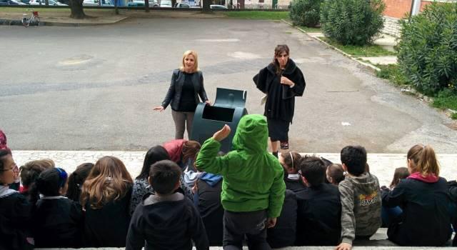 Camaiore, il compost si fa a scuola