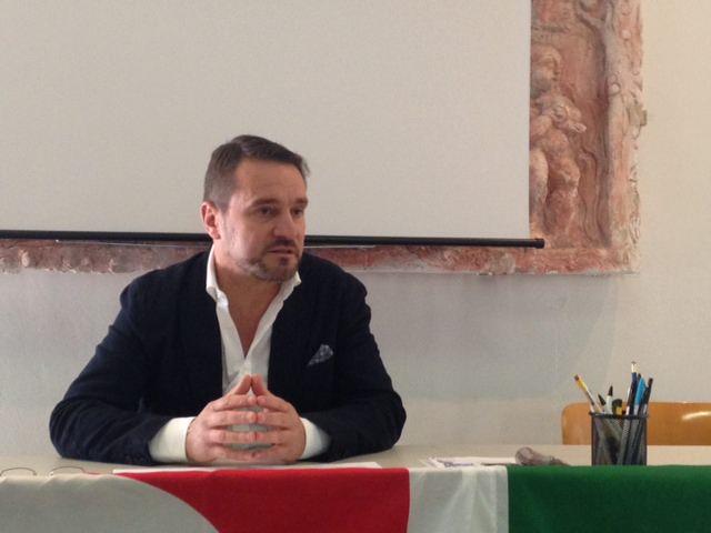 Ettore Neri, incontro su via dei Marmi e Michelangelo