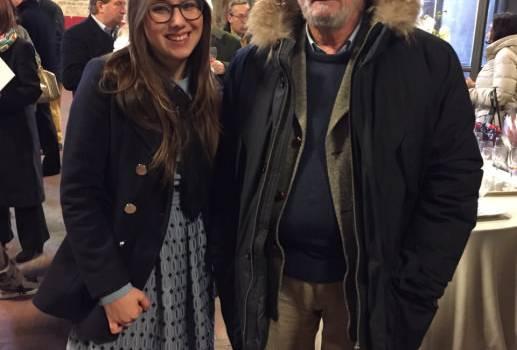 """""""Vieni a vedere il mare"""", la poesia di Alisa conquista il premio """"Firenze per Mario Luzi"""". A Spasso con Galatea"""