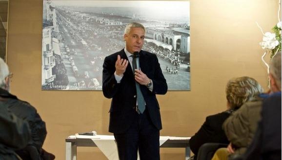 """Del Ghingaro: """"Lascio agli altri la responsabilità di andare avanti"""""""