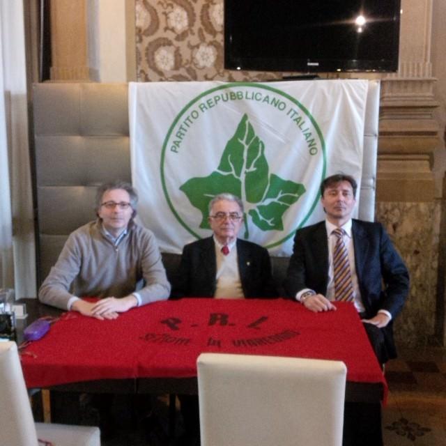 """Il Pri appoggia Massimiliano Baldini: """"Sì a ordine, decoro e tagli sulla spesa pubblica"""""""