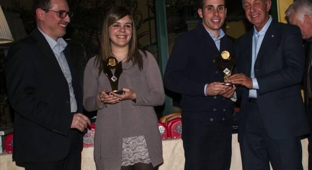 Premiati i campioni del Trofeo Rally Automobile Club Lucca