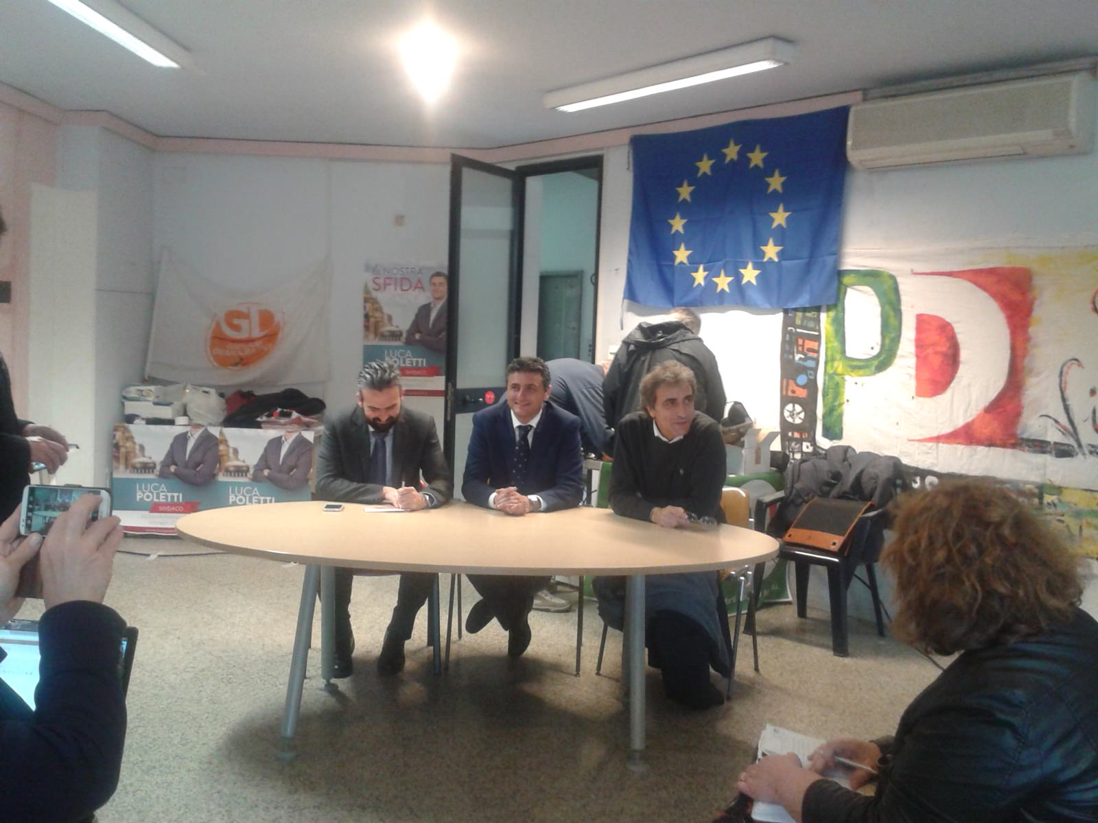 """""""Il Pd sostiene un solo candidato sindaco, non due"""""""