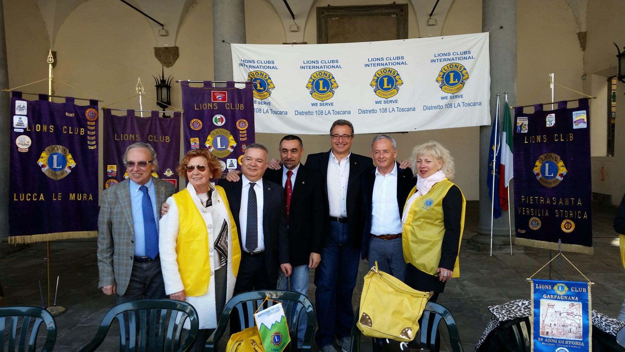 Lions day. Giornata di festa per i Club di tutta Italia