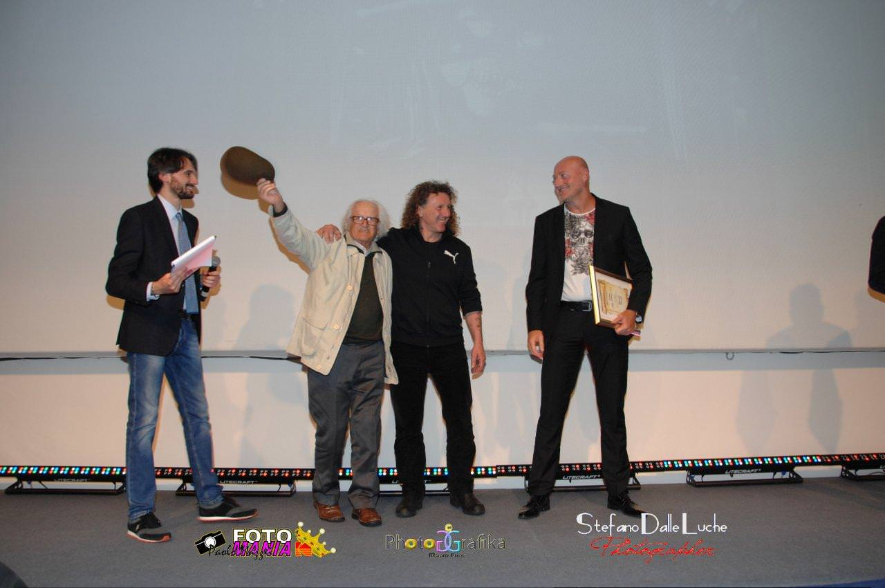 La fotogallery della cerimonia delle premiazioni del Carnevale di Viareggio 2015