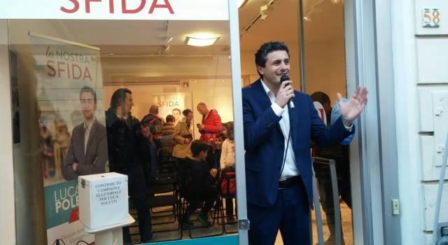 """Avvocati e medici al fianco di Poletti: """"È il più indicato per fare il sindaco di Viareggio"""""""
