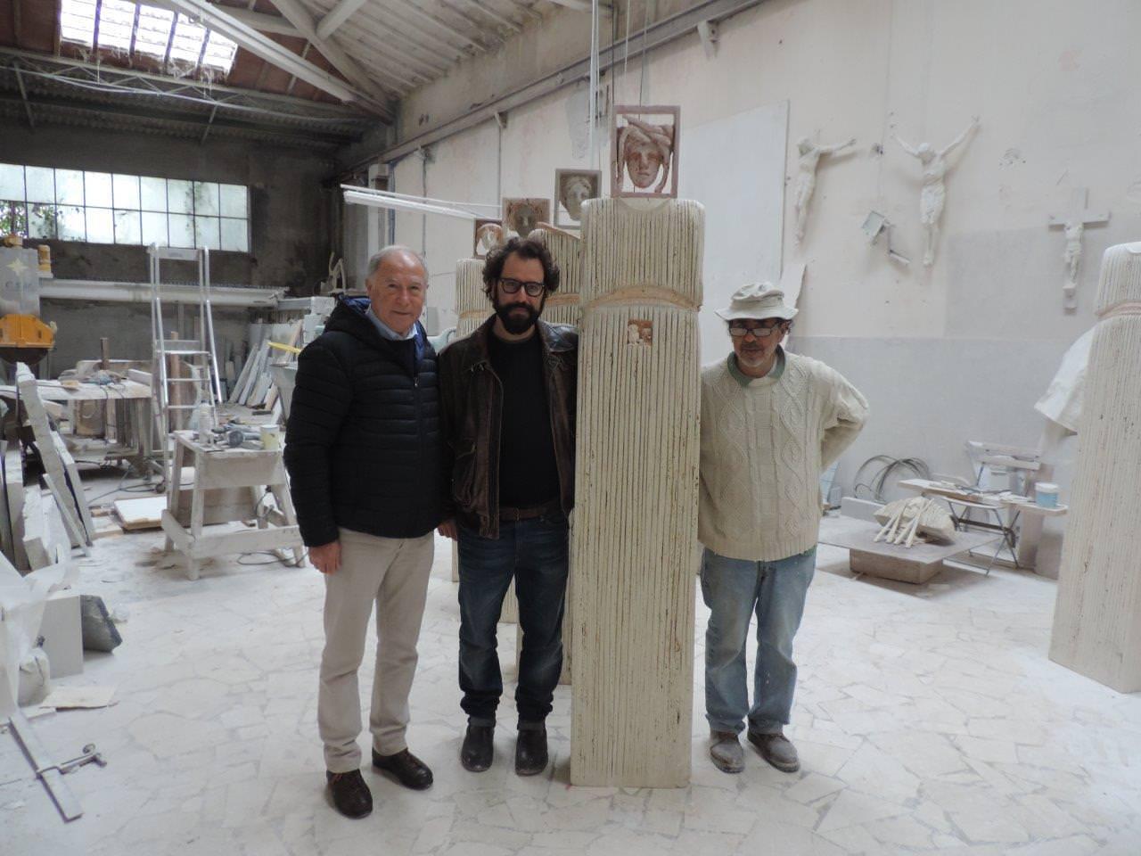 Da Pietrasanta all'Expo. L'arte di Girolamo Ciulla protagonista a Milano
