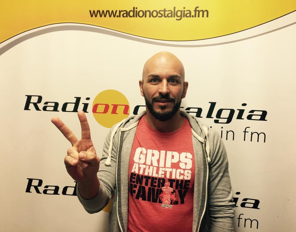 """""""Ci vuole un fisico bestiale"""", con il personal trainer Francesco Menconi una rubrica tutta sportiva su Radio Nostalgia"""