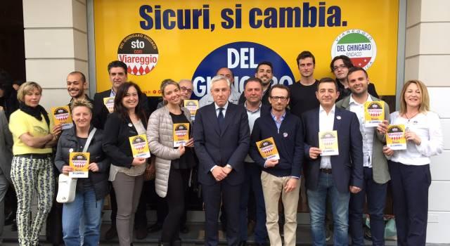 """Lista """"Sto Con Viareggio"""" a sostegno di Del Ghingaro: ecco i nomi"""