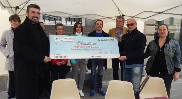 I progetti benefici della Fondazione Cristian Larini Onlus