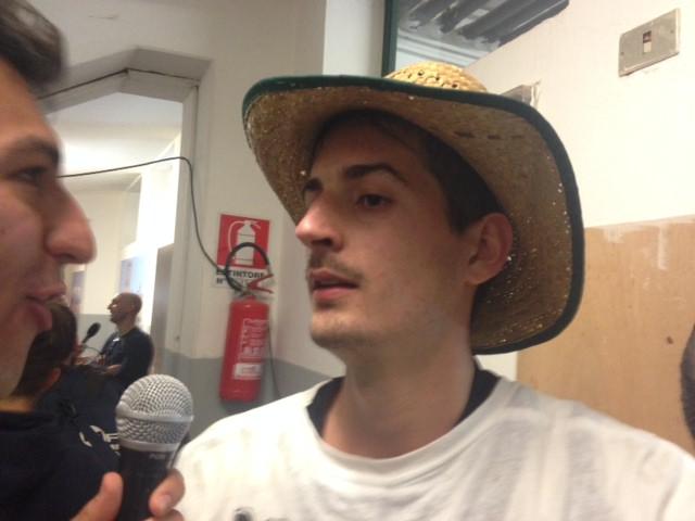 """Martinelli: """"Vincere con la squadra della mia città è più bello"""""""