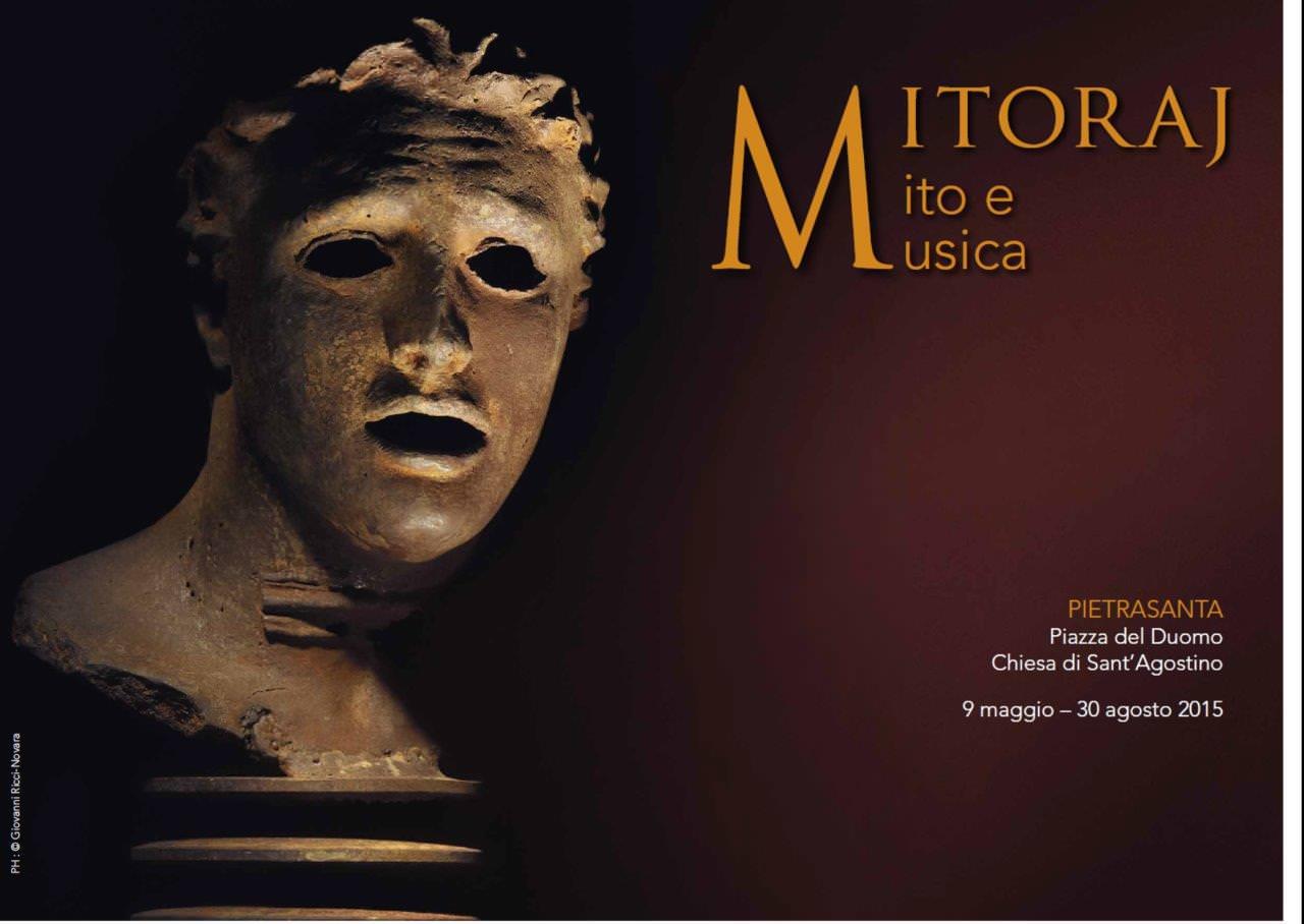 Mitoraj Mito e Musica. Al via l'allestimento degli interni