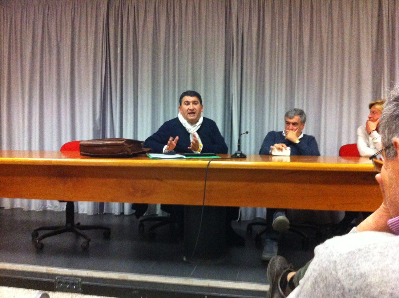 """Elezioni regionali 2015, Silicani incontra Croce Verde e """"Il mondo che vorrei"""""""