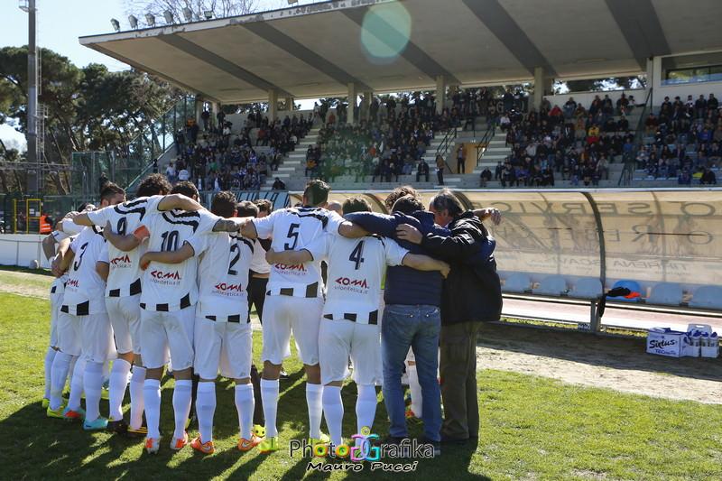 Viareggio-Empoli in differita su 50News Versilia