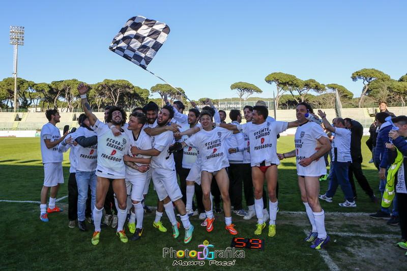 Un anno di sport – Viareggio in D al primo colpo