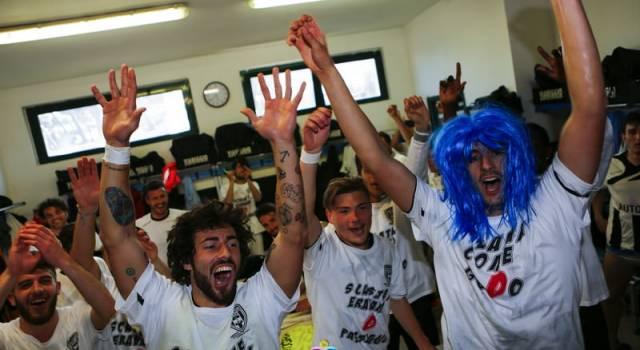 Trionfo Viareggio, promozione in Serie D centrata al primo colpo
