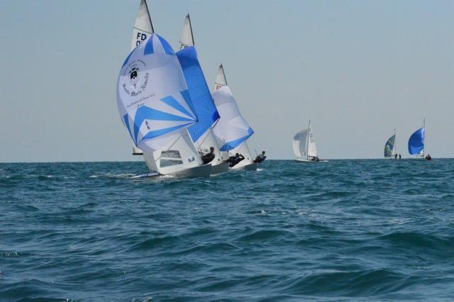 Conto alla rovescia per il campionato Classe Flying Dutchman di vela