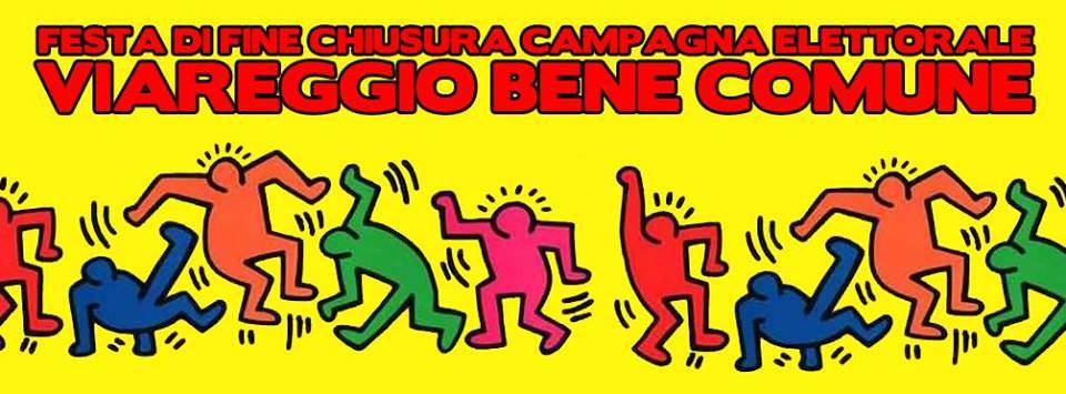 Filippo Antonini chiude la campagna elettorale in Piazza Mazzini