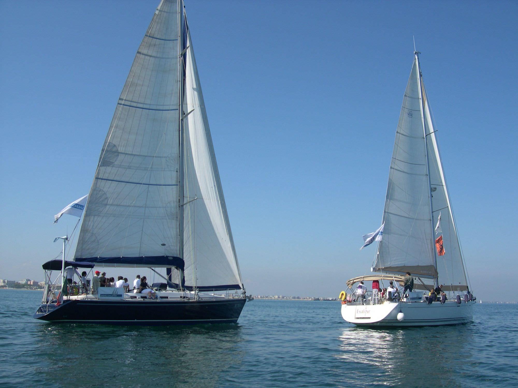 A Viareggio la prima tappa dell'Hssc di vela. In barca anche gli albergatori della Toscana