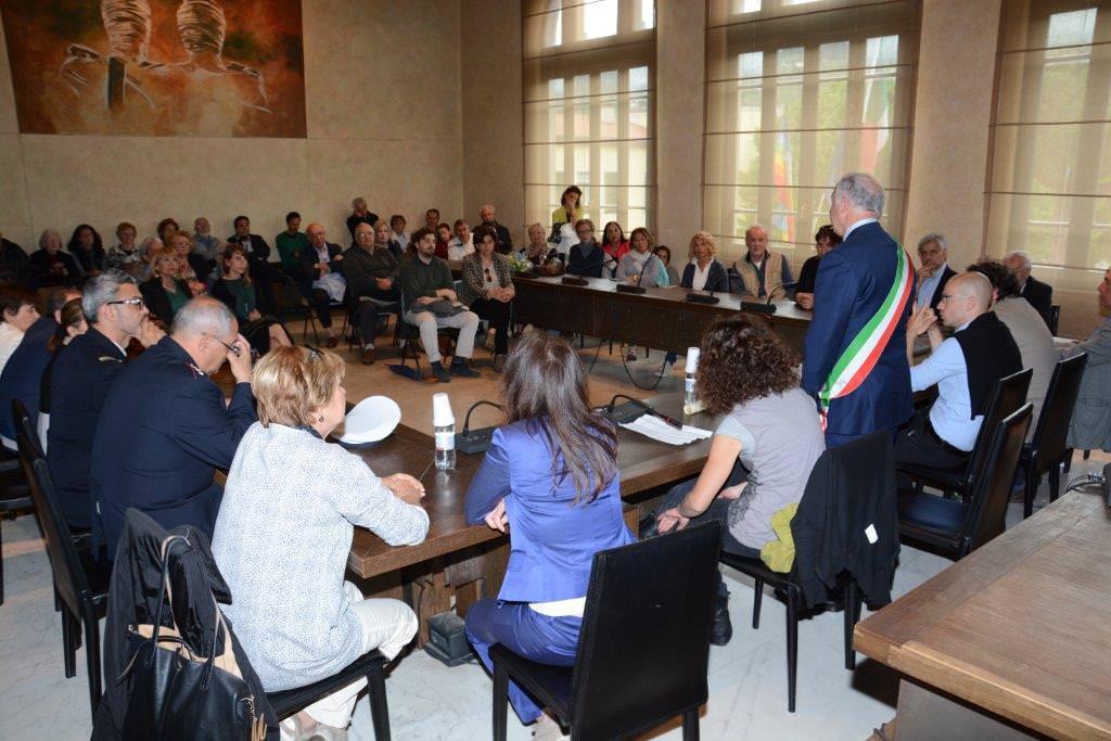 Cittadinanza onoraria all'Associazione Tutela Ambientale della Versilia