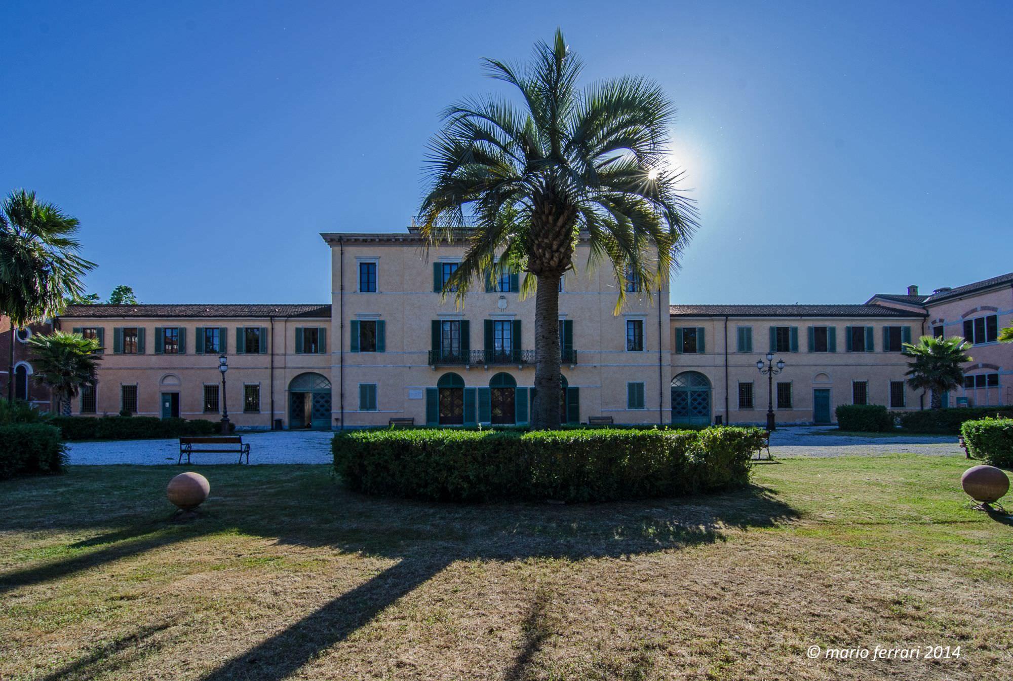 A Villa Borbone il centro studi per le ricerche su arte, storia, cultura e scienze