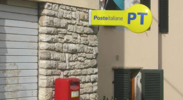 Camaiore, chiusura definitiva per le Poste di Valpromaro