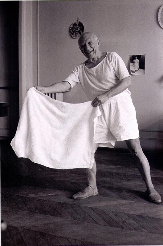 """Ecco la mostra """"su"""" Picasso, nelle foto di David Douglas Duncan"""