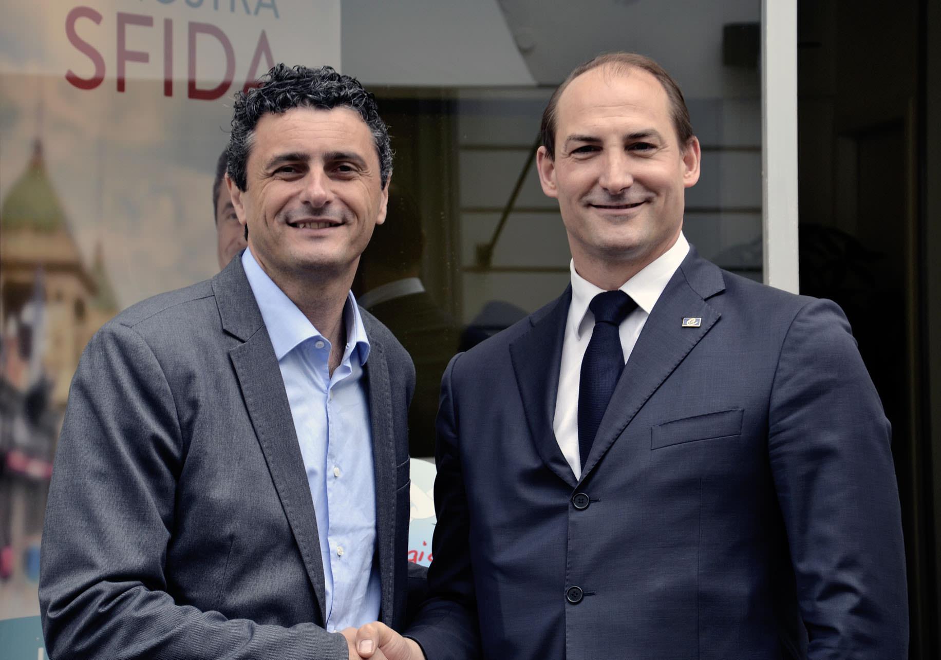 """Poletti fa il nome di un primo assessore: """"Alberto D'Alessandro ai bandi europei"""""""