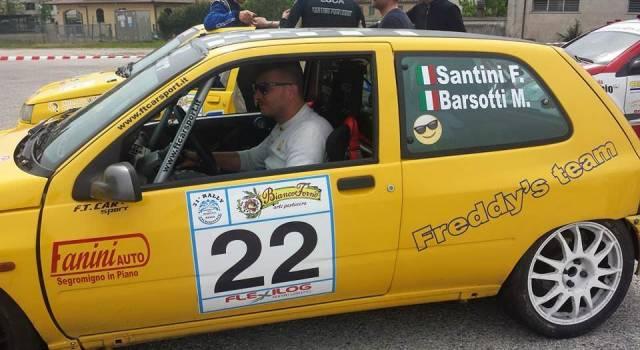 Rally, il Freddy's Team in evidenza in due gare