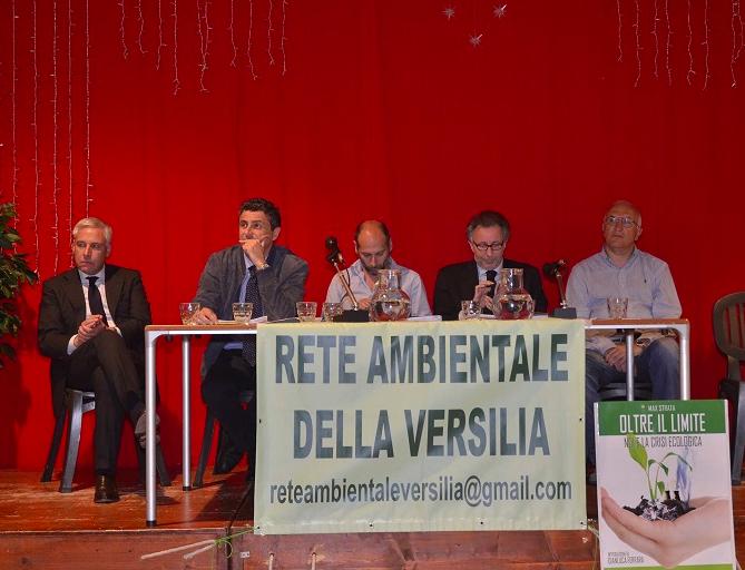 """""""Il futuro sindaco di Viareggio dovrà abbattere le antenne di telefonia non necessarie"""""""