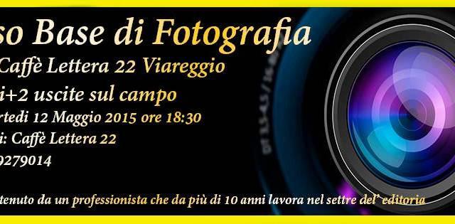 Corso di fotografia al caffè Lettera22