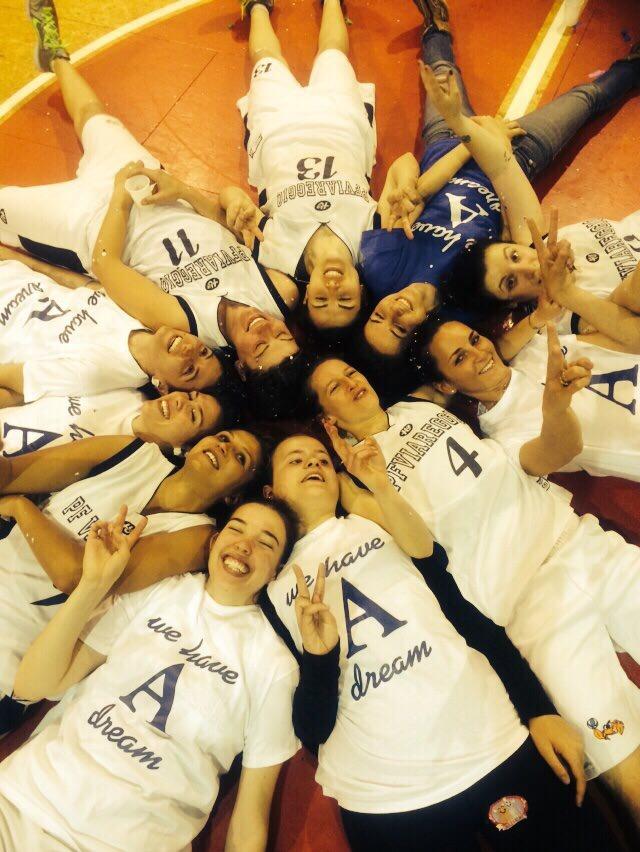 Basket femminile, Sistemi Gestionali Viareggio promossa in A2